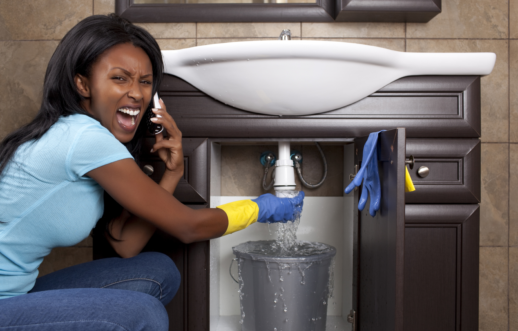 Drain Cleaning before Winter in Lake Orion Michigan
