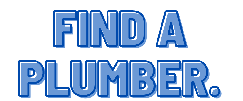 find a local plumber